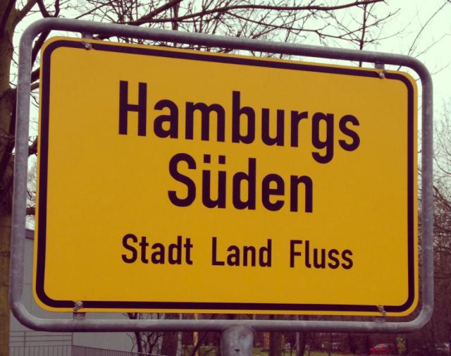 Hamburgs Süden