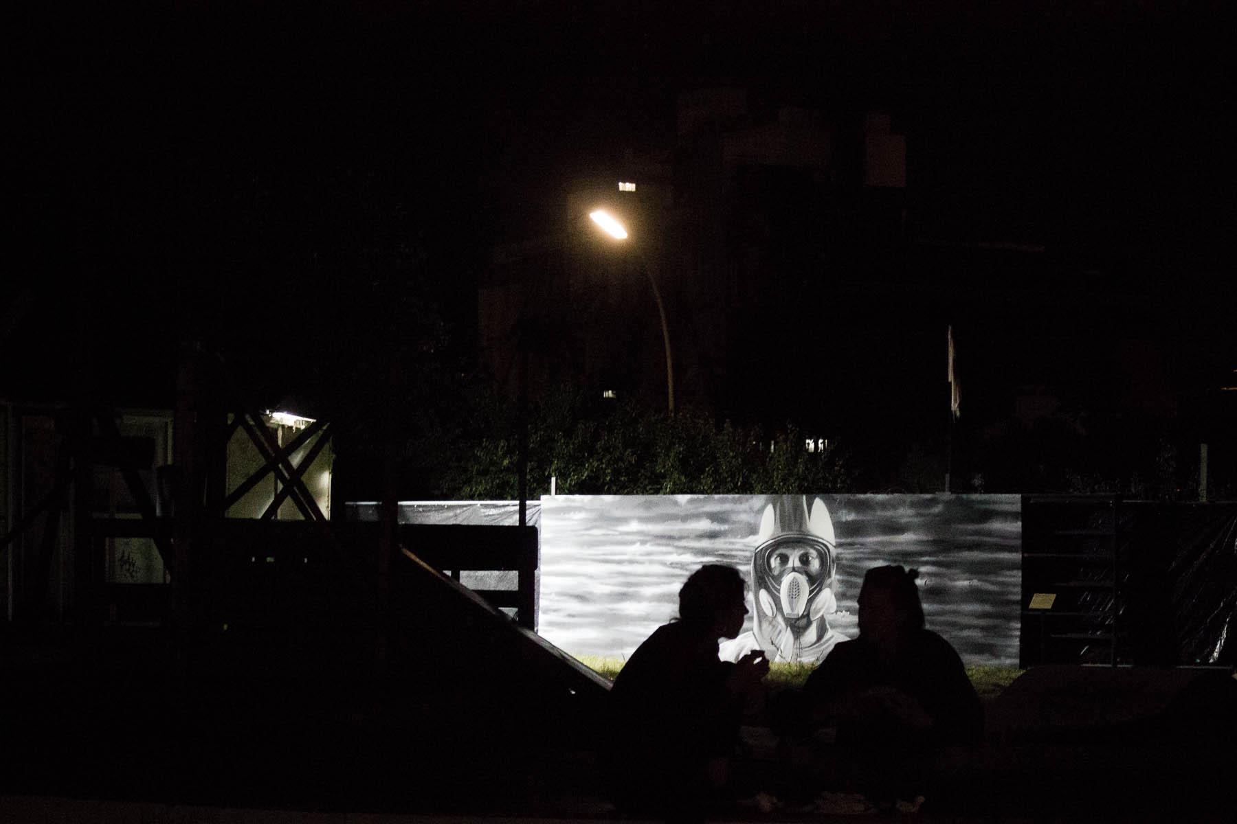 Axel Füllgraf - MS Artville Richtfest 2016