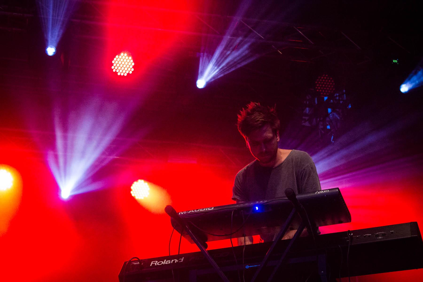 Axel Füllgraf - Butterland 2016 - Jan Blomqvist & Band